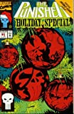 Image of The Punisher Holiday Special #1 Red Foil Cover
