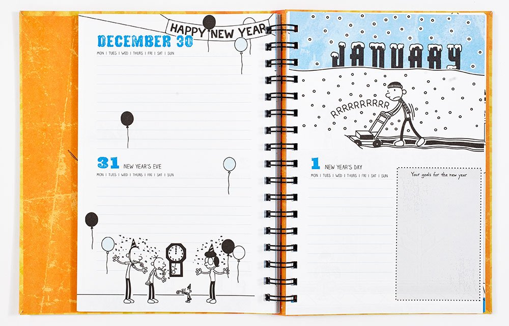 The wimpy kid school planner diary of a wimpy kid jeff kinney the wimpy kid school planner diary of a wimpy kid jeff kinney 9781419712548 amazon books solutioingenieria Gallery