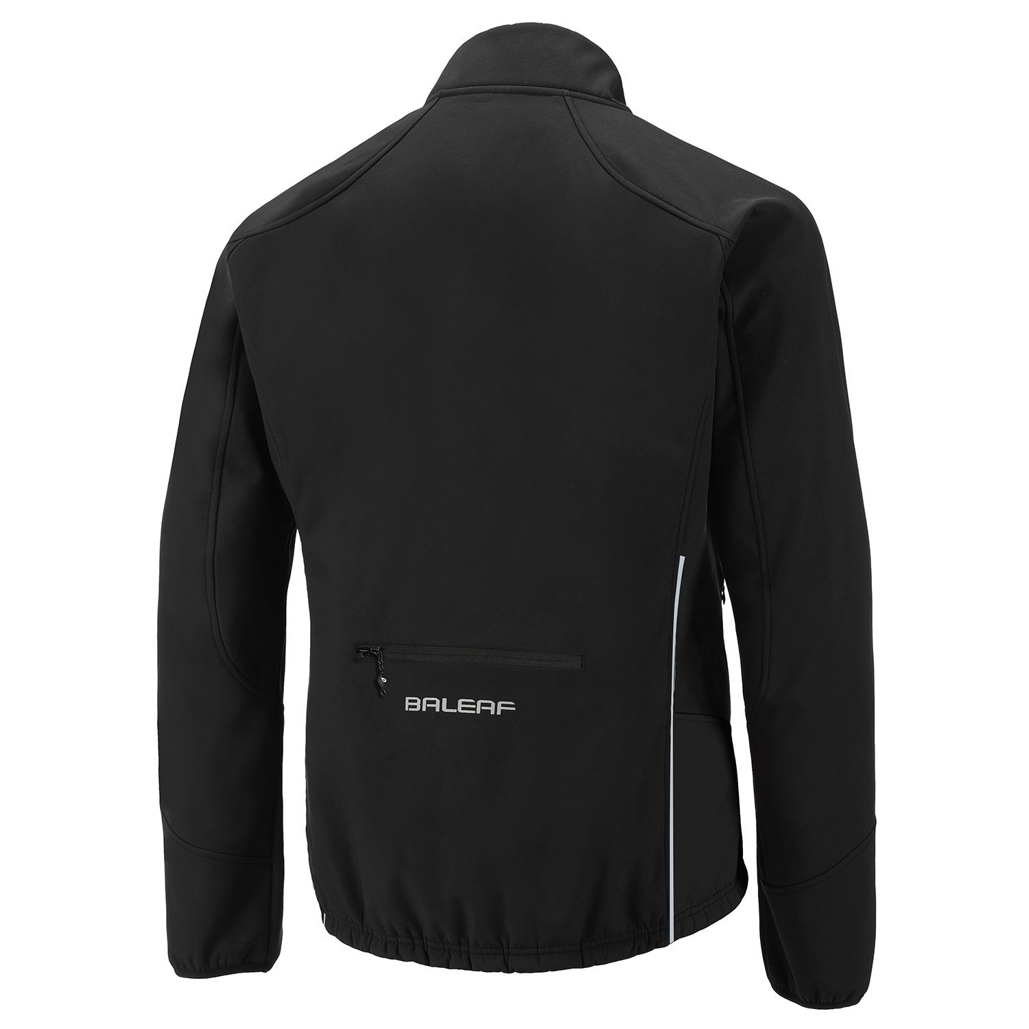 Amazon.com   Baleaf Men s Windproof Thermal Winter Cycling Softshell Jacket    Sports   Outdoors 9d053ae78