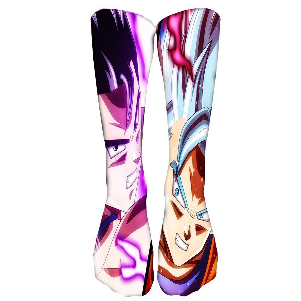 Aivosen Dragon Ball Calzini Calzini Imprint Calzini 3D calzini casuali for gli uomini le donne walking Corsa Trekking Calzini Unisex Socks