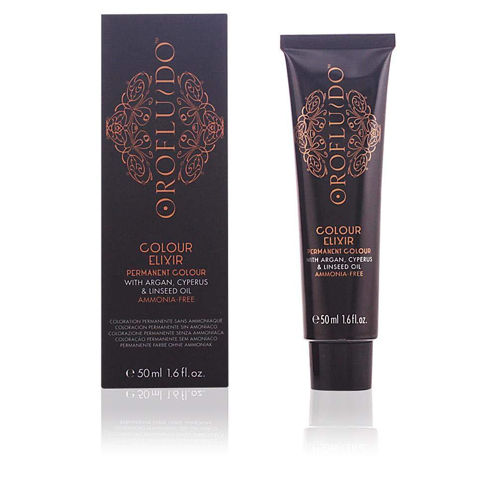 Orofluido Colour Elixir Tinte Permanente Tono 7.40 Intense Copper - 50 ml: Amazon.es