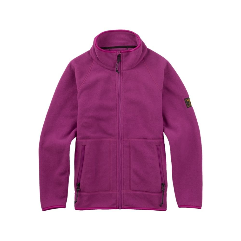 Burton Mädchen Fleecepullover Youth Spark Full-Zip 17446100515