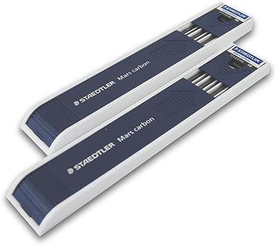 2mm Mechanical Pencil B Staedtler Mars carbon 2mm Leads for Leadholder