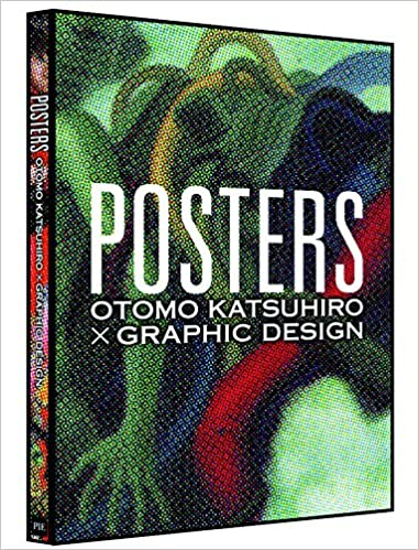posters otomo katsuhirographic design japanese edition