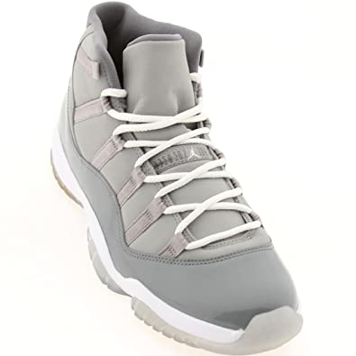 grey jordan shoes