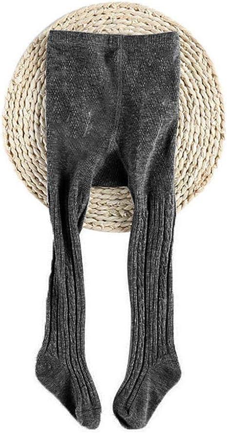 Dontdo - Mallas de algodón para bebé Dark Gray Talla:4-6 Y: Amazon ...
