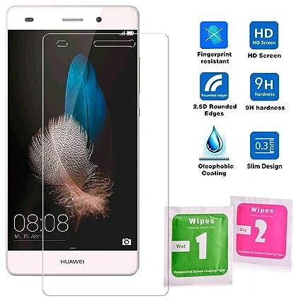 ed5b7fe28b9 Protector de Pantalla Cristal Templado para Huawei P8 P 8 Lite ALE-L21