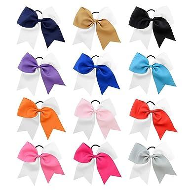 Filles Handmade 4 Baby//Toddler Petit Pink Glitter hair bow Bobbles