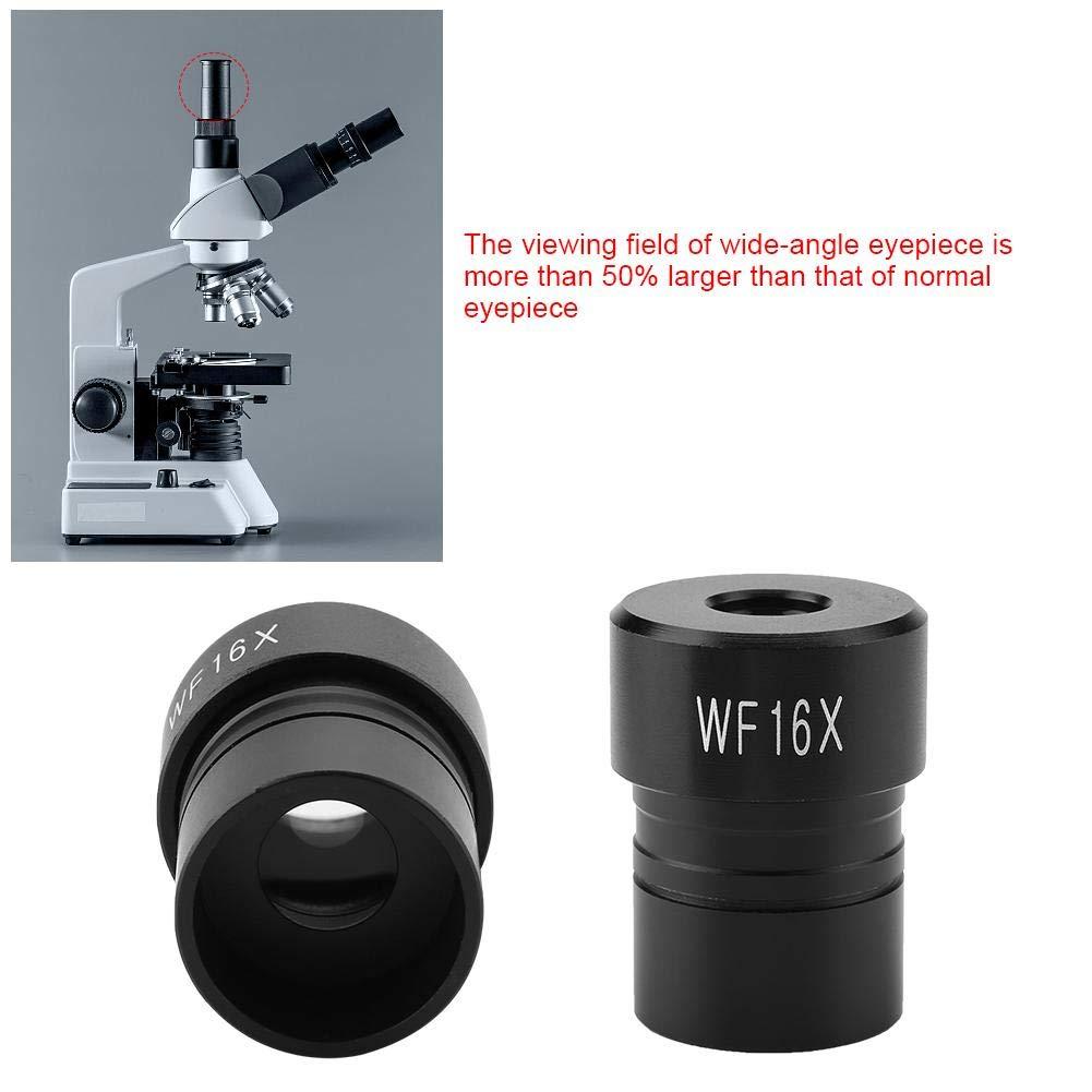 DM-R002 WF16X 11mm Eyepiece for Microscope Ocular Lens Mounting 23.2mm Microscope Eyepiece Lenses