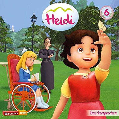 Heidi (CGI): 06: Heidi - Das Versprechen u.a. (Cgi) (Studio 100)