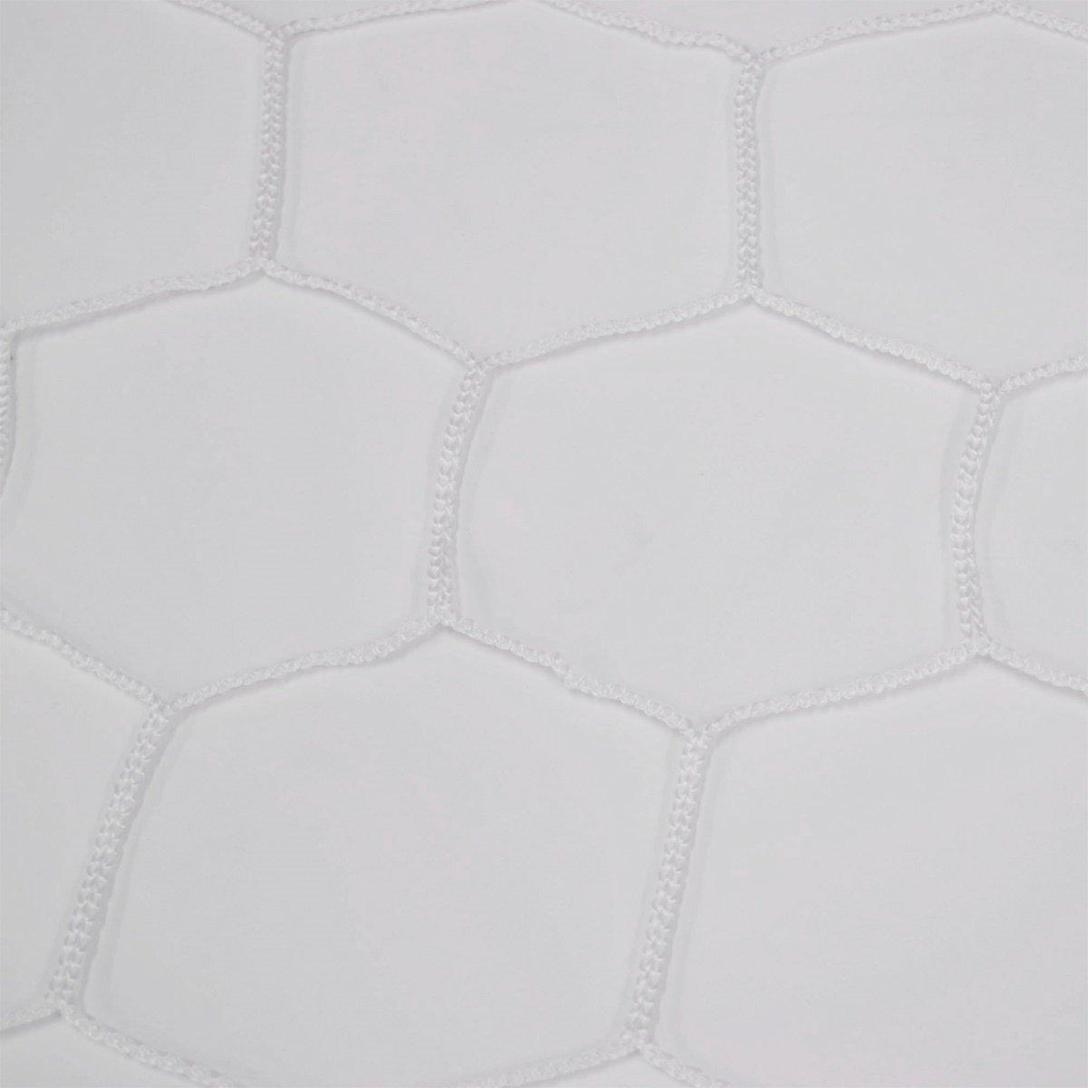 GIMER 10 513 Netze, Weiß, 4 mm