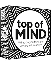 Top of mind - What do You Think The Others Will Answer?