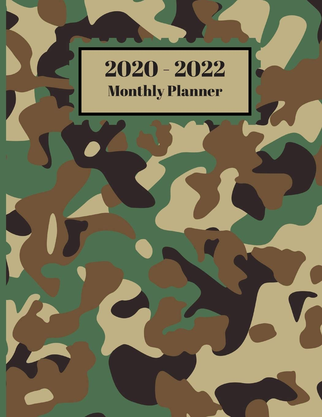 Hunter Fall 2022 Calendar.2020 2022 Monthly Planner Camouflage Military Hunter Design Cover 2 Year Planner Appointment Calendar Organizer And Journal Notebook Size 8 5 X 11 Dumkist 9781689629799 Amazon Com Books
