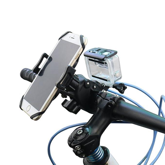 SZFY-TAIOW Soporte de teléfono para bicicleta, para cualquier ...