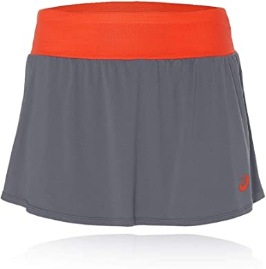 Asics Womens Club Padel Falda Pantalón - AW19 - L: Amazon.es ...