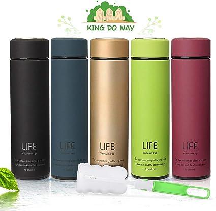 ESBIT Isolierflasche XXL 2,1L Isolierkanne Thermo Flasche Thermo Kanne 2 Becher