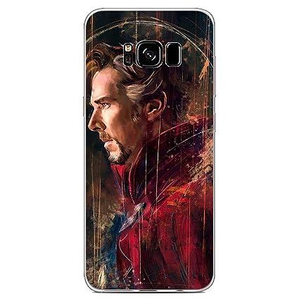 Amazon.com: Carcasa para Samsung Galaxy S8 Plus ...