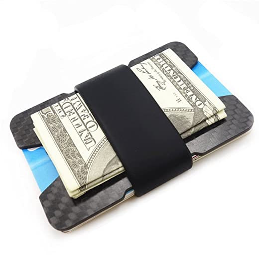 new concept 0da34 48d8f Card Holder Clips Mens Money Clip Wallet Card Case Bottle Opener Slim Case