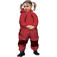Tuffo Muddy Buddy Coveralls, Red, 12 Months