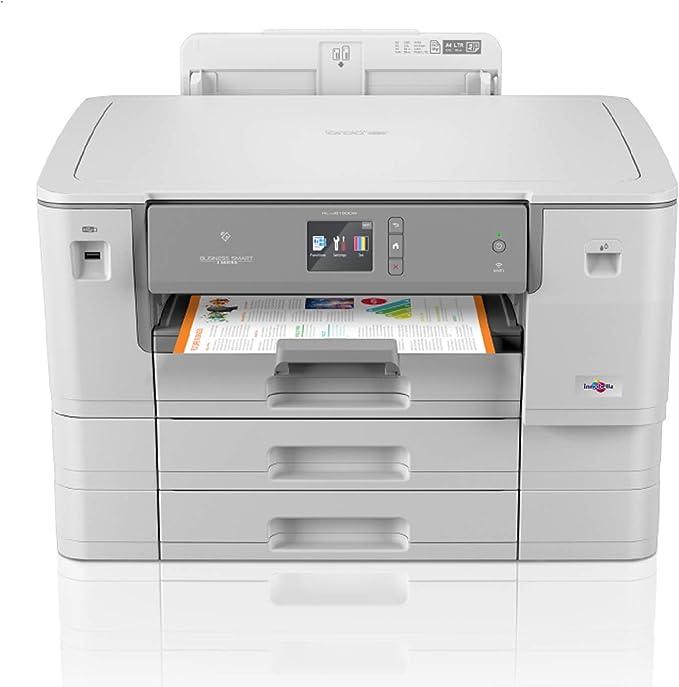 Brother HL-J6000DW - Impresora de Tinta A3 con impresión ...