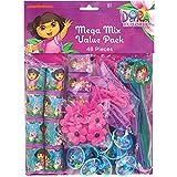 Dora the Explorer Flower Adventure 48pc Favor Kit (1ct)