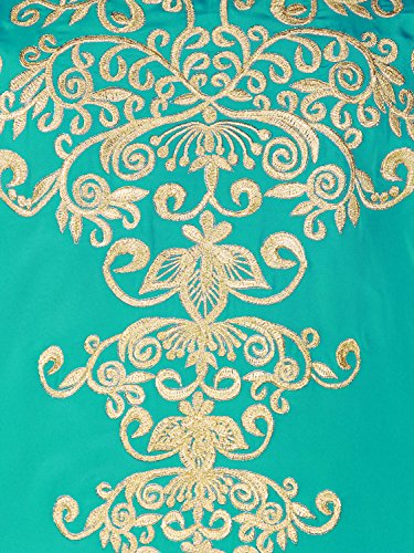 Ayana Muslim MyBatua 021 Kleid Lange Abaya Kaftan Jilbab KF 1fxwxqS