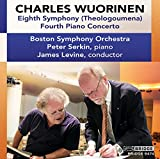Wuorinen: Eighth Symphony & Fourth Piano Concerto