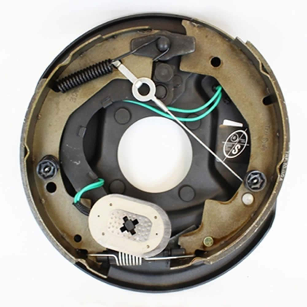Southwest Wheel 10'' X 2-1/4'' Right Hand Self-Adjusting Trailer Electric Brake Assembly by Southwest Wheel
