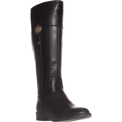 d4ccf997910 Tommy Hilfiger Women's Ilia2 Riding Boots
