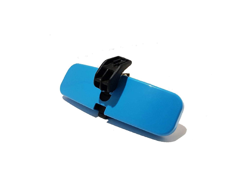 turquoise coque de r/étroviseur int/érieur