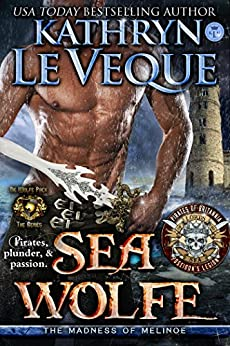 Sea Wolfe: Pirates of Britannia: Lords of the Sea Book 4) by [Le Veque, Kathryn, Britannia World, Pirates of]