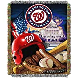 The Northwest Company MLB Home Field Advantage Woven Tapestry Throw