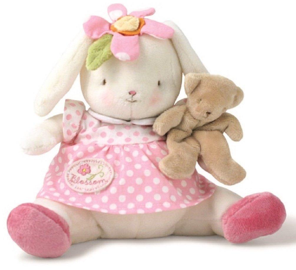 e33f9f353591 Amazon.com   Bunnies by the Bay Plush Bunny