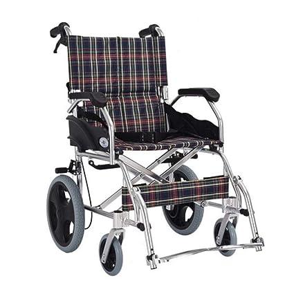 c5e3ddb1cac Amazon.com  Portable Small Wheel Wheelchair