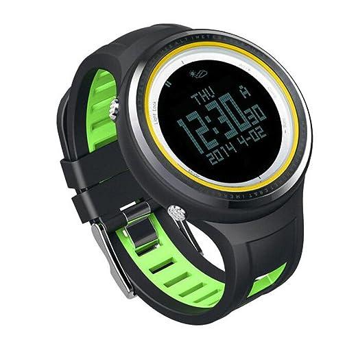 Deportes al Aire Libre Reloj de montaña Rim + ABS + PU con altímetro, brújula