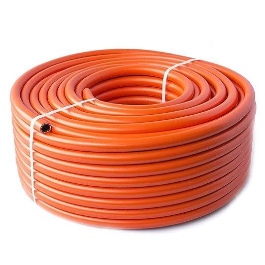 Quantum Garden - Tubo de Alta presión GLP, 8 mm, butano, Color ...
