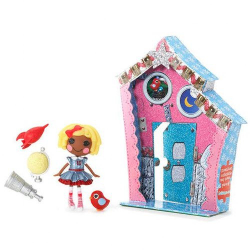 Lalaloopsy 3 Inch Mini Figure with Accessories Dot Starlight