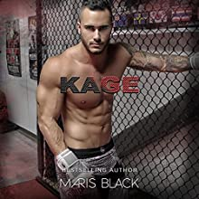 Kage Audiobook by Maris Black Narrated by J. F. Harding