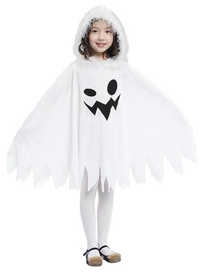 GIFT TOWER Disfraz de Elfa Traje de Halloween con Capucha ...