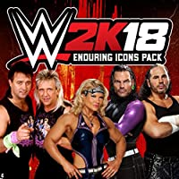 WWE 2K18: Enduring Icons Pack - PS4 [Digital Code]
