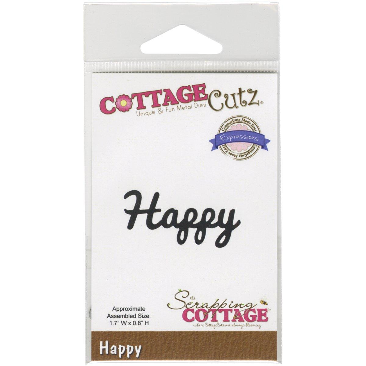CottageCutz Expressions Die 1.7