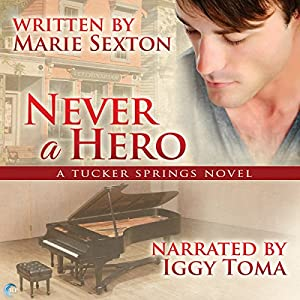 Never a Hero Audiobook
