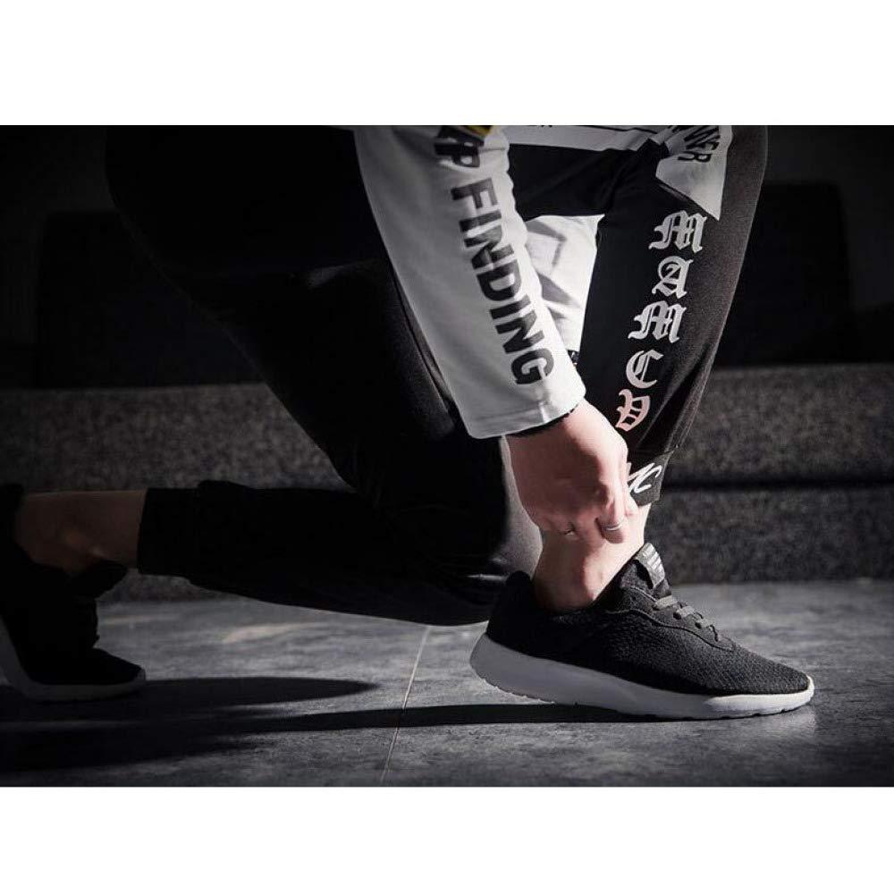 Männer Mesh Atmungsaktiv Laufschuhe Trainer Athletisch Turnschuhe Turnschuhe Turnschuhe Walk Gym Schuhe Sport Run Stiefel B07MZ2RQ2T Basketballschuhe Meistverkaufte weltweit 8c9817