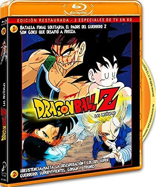Dragon Ball Z. Tv Special 1:Batalla Final Solitaria + Tv Special 2 ...