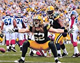 Clay Matthews Green Bay Packers Autographed Signed 8 x 10 Photo - COA