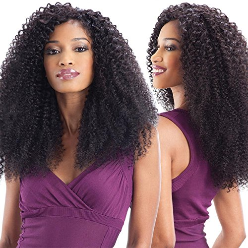 Naked Unprocessed Brazilian Remy Hair Weave - BOHEMIAN 7PCS (18''/18''/20''/20''/... by Naked (Image #2)