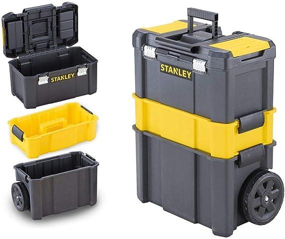 Taller móvil para herramientas 3 en 1 Stanley