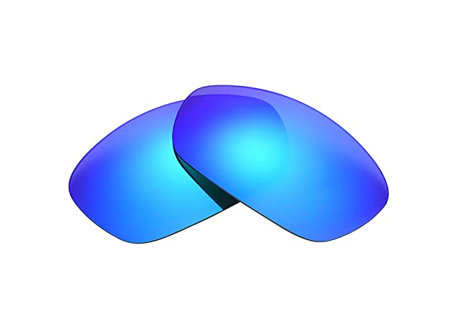 b4390645f5b4a Image Unavailable. Image not available for. Color  Polarized Replacement  Lenses for Oakley Straight Jacket Sunglasses (Ice Blue Mirror) NicelyFit
