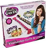 Cra Z Art Shimmer & Sparkle Friendship Cuffs & Links Set