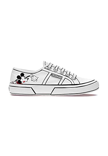ebc40cab08d Superga Girls' Trainers White Bianco White Size: 3 UK: Amazon.co.uk: Shoes  & Bags